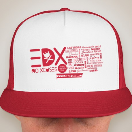 Global Takeover - EDX - Baseball Cap