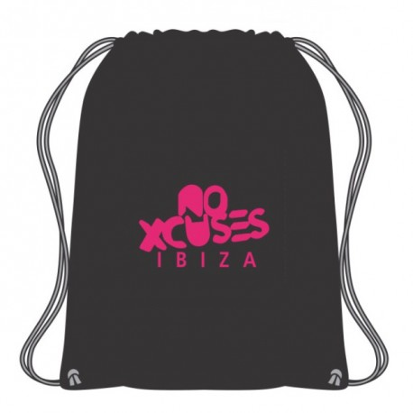 NO XCUSES - EDX - Drawstring Bag