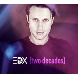 EDX - Two Decades (Album) (2CD Digi-Pack)